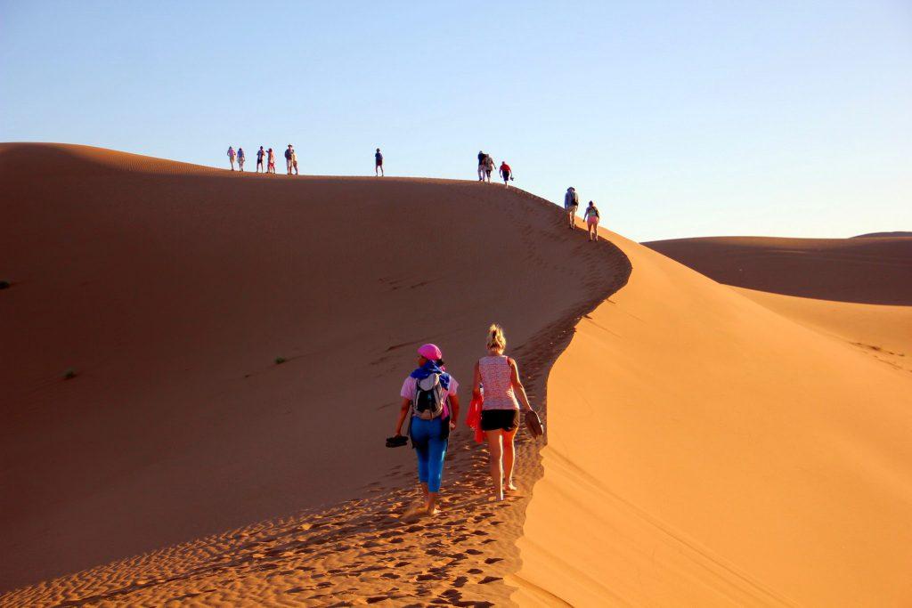 Maroc Désert Marocain